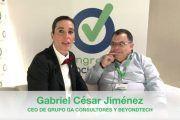 Entrevista al D. Gabriel Cesar Jimenez en el «Chester» del Congreso Prevencionar