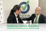 Entrevista al Dr. Guillermo García González en el «Chester» del Congreso Prevencionar