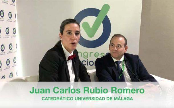 Entrevista al Dr. Juan Carlos Rubio Romero en el