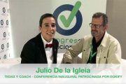 Entrevista a Julio de la Iglesia en el