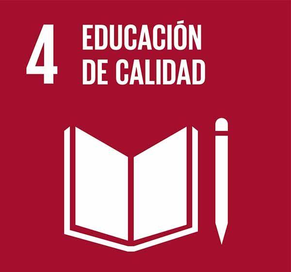 Objetivo 4: Garantizar una educación inclusiva, equitativa y de calidad y promover oportunidades de aprendizaje durante toda la vida para todos #ODS