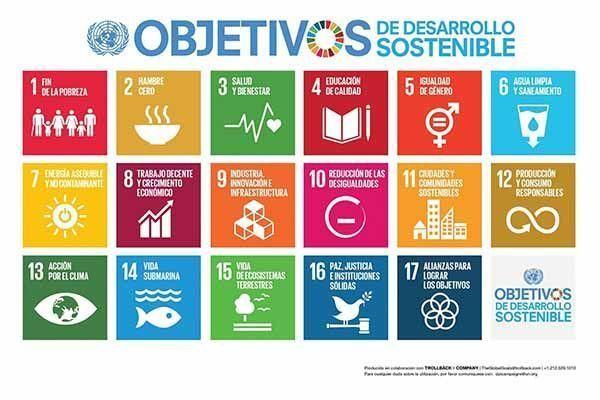 Informe de los Objetivos de Desarrollo Sostenible #ODS