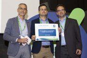 1ER Clasificado en el Concurso de PAPERS del II Congreso Prevencionar: Universidad de Cantabria y FREMAP