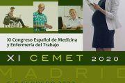 2 semanas para el XICEMET 2020 - Congreso Español de Medicina y Enfermería del Trabajo