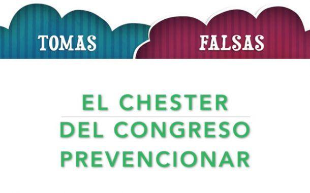 Tomas Falsas del «Chester» del Congreso Prevencionar