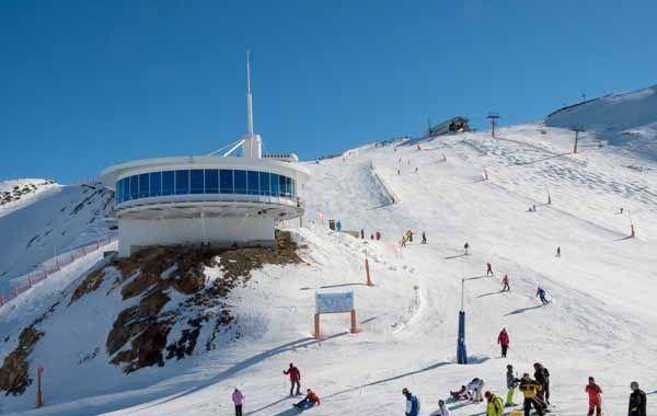 Evaluación, percepción y gestión del riesgo laboral en los dominios de esquí alpino de andorra