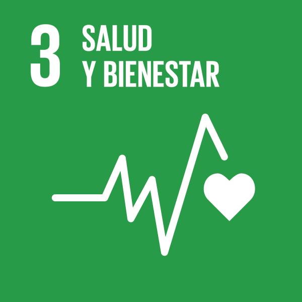 Objetivo 3: Garantizar una vida sana y promover el bienestar para todos en todas las edades #ODS