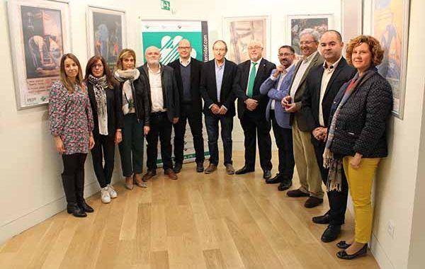 La Delegación Provincial de la Junta de Comunidades de Castilla-La Mancha expone en Albacete la colección de Carteles de Prevención del siglo XX de Fraternidad-Muprespa