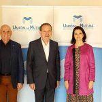 El director general de Trabajo y Unión de Mutuas abordan los retos de la prevención, la salud y el bienestar laboral