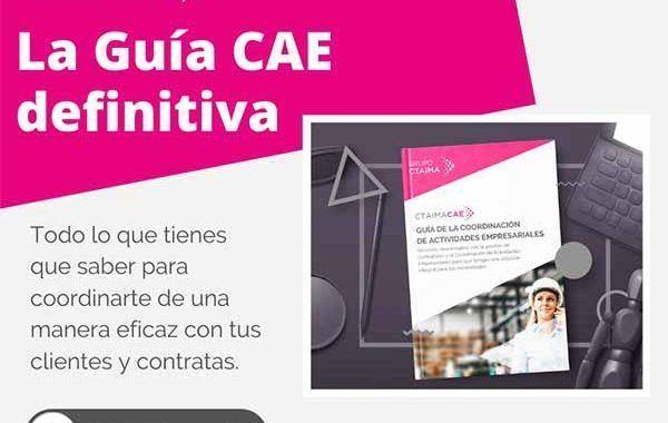 CTAIMA lanza la Guía definitiva sobre la Coordinación de Actividades Empresariales