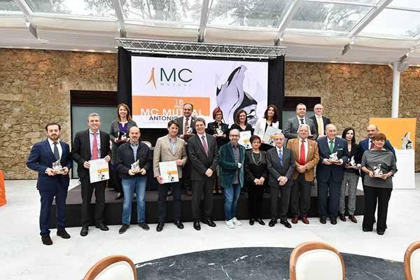 """MC MUTUAL celebra la XVIII edición de sus Premios """"Antonio Baró"""""""