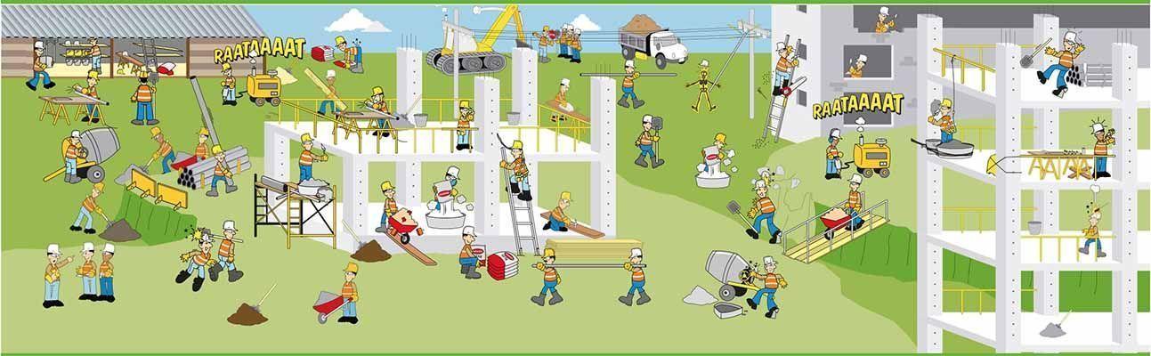 Cazadores de riesgos: construcción