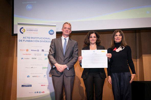 umivale renueva el Chárter de la Diversidad hasta 2021