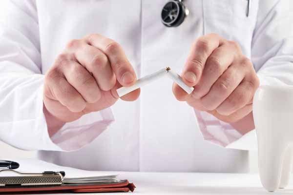 Implementación de un programa de deshabituación tabáquica para trabajadores de un hospital
