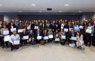 Mutua Universal entrega el 'Bonus Prevención' a más de 50 empresas en Madrid