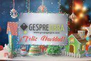 GespreObra les desea !Feliz Navidad!