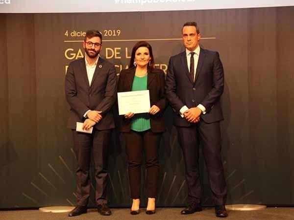 El Hospital Fraternidad-Muprespa Habana, accésit en la VII edición de los Premios de Eficiencia Energética