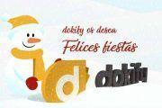 dokify os desea Felices Fiestas