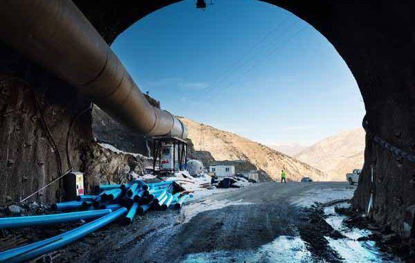 Guía para la PRL en la ejecución de túneles