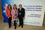 La plataforma 'En buena edad', de Salud y Familias, tercer premio a la mejor actuación cofinanciada con fondos europeos en España.