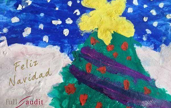 Full Audit les desea Feliz Navidad