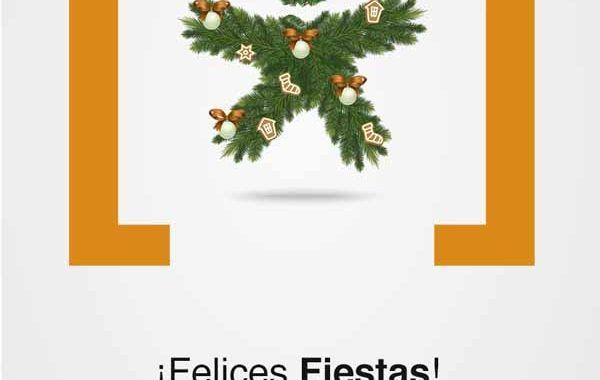 Prosafety Software les desea ¡Felices Fiestas!