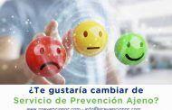¿Te gustaría cambiar de Servicio de Prevención Ajeno?