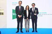 El Corte Inglés galardonado en los VIII Premios Asepeyo