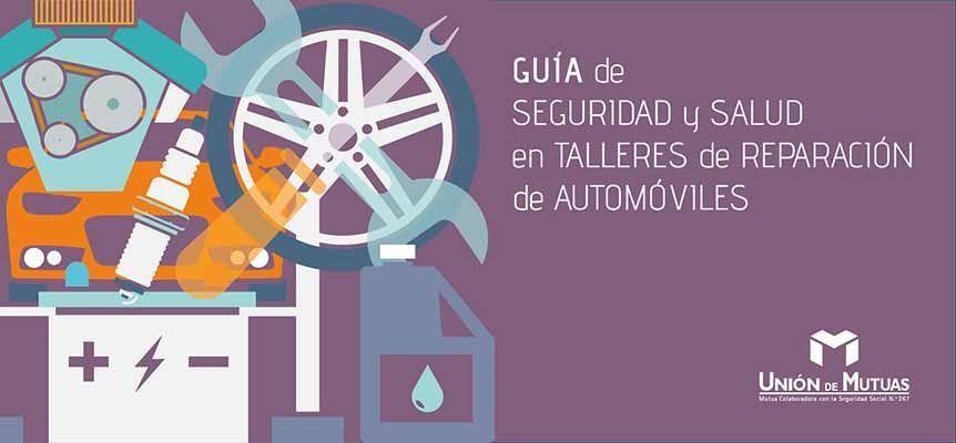 Guía para reducir accidentes laborales en el sector de la automoción
