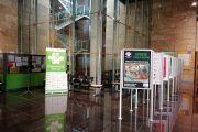 Fraternidad-Muprespa inaugura en Salamanca la exposición de carteles de prevención del siglo XX en la Dirección Provincial del INSS