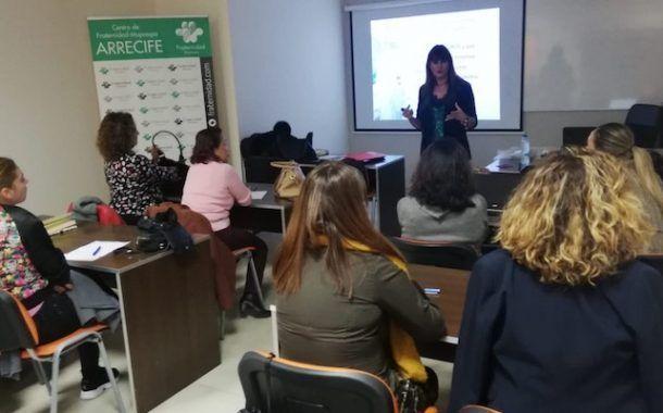 """""""Mujer y salud laboral"""", eje de una jornada organizada por Chárter 100 Lanzarote y con participación de Fraternidad-Muprespa"""
