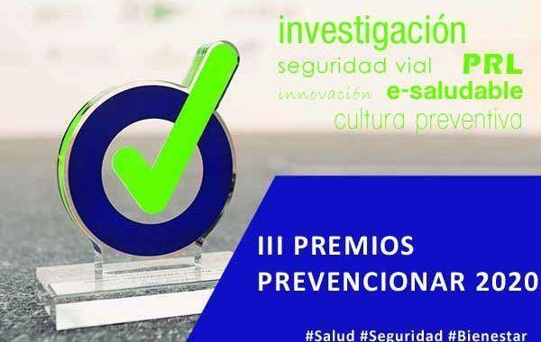 Premios Prevencionar: Categoría Internacional