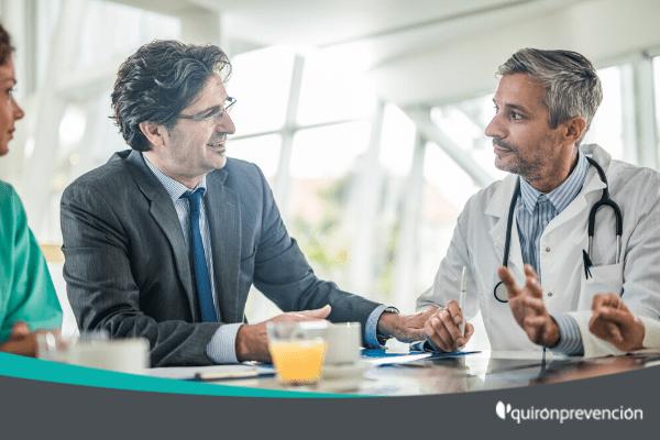 ¿Conoces las actividades a realizar por los empresarios en materia de vigilancia de la salud?