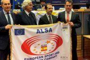 ALSA premiada con el European Sport and Healthy Company Award