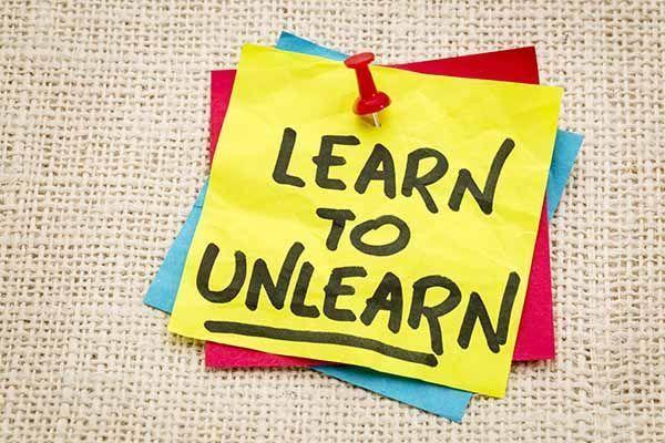 ¿Por qué desaprender para aprender?