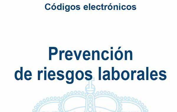 Códigos electrónicos: Prevención de Riesgos Laborales