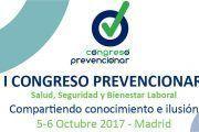 Congreso Prevencionar: Programa día 6 de Octubre (descargable)