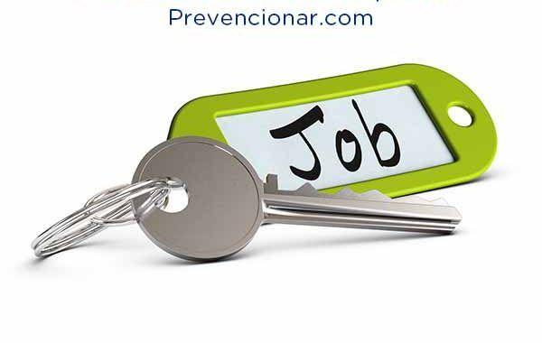 Empleo en Prevencionar: Técnico/a Superior en Prevención de Riesgos Laborales