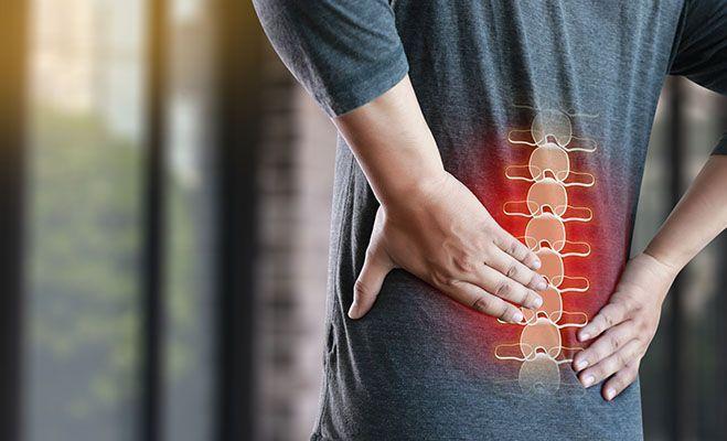 Prevención de trastornos musculoesqueléticos derivados del trabajo