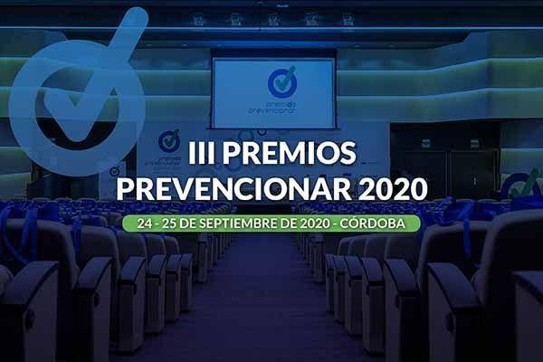 III Premios Prevencionar 2020