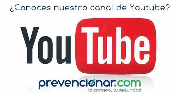 Prevencionar Youtube