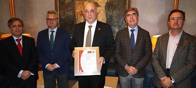 La Empresa Provincial de Aguas de Córdoba (Emproacsa) certifica su SGSST en ISO 45001: 2018