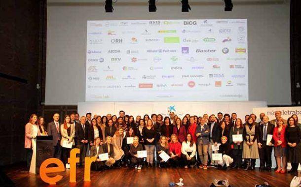 Fraternidad-Muprespa, entre las 75 compañías firmantes del Chárter de la flexibilidad y el teletrabajo de Fundación Más Familia
