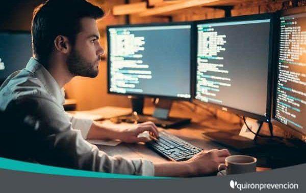 ¿Conoces los efectos para la salud por exposición a pantallas de equipos informáticos?