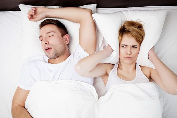 La apnea del sueño y el trabajo