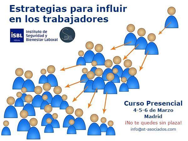 estrategias para influir en los trabajadores
