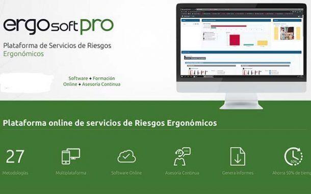 Plataforma de servicios de Riesgos Ergonómicos: ErgoSoft Pro