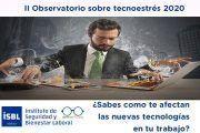 Encuesta sobre el Tecnoestrés 2020 - ¿Nos ayudas?