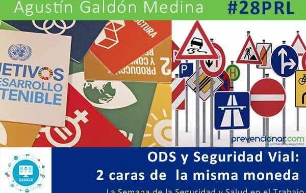 ODS y Seguridad Vial: 2 caras de la misma moneda #28PRL #Webinar
