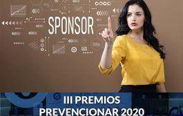¿Te gustaría ser patrocinador de los III Premios Prevencionar?